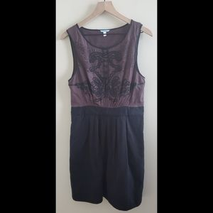 Anthropologie Leifnotes Dress Size 10